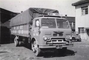三菱ふそうT390