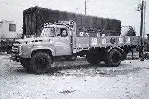 日産ディーゼル680平型トラック